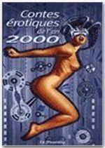 Contes Erotiques De L'An 2000 - Couverture - Format classique