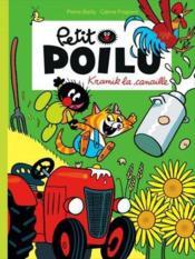 Petit Poilu t.7 ; Kramik la canaille - Couverture - Format classique