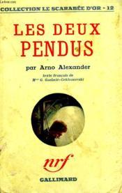 Les Deux Pendus. - Couverture - Format classique