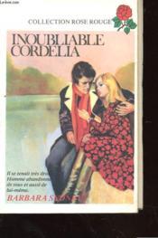 Inoubliable Cordelia - Couverture - Format classique