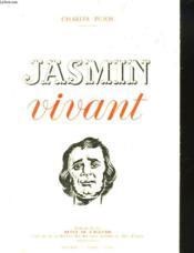 Jasmin Vivant. Extrait De La Revue De L'Agenais - Couverture - Format classique