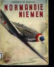 Norrmandie Niemen. Souvenirs D4un Pilote. - Couverture - Format classique