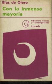 Col Lainmensa Mayoria (Pido La Paz Y La Palabra.En Castellano) - Couverture - Format classique