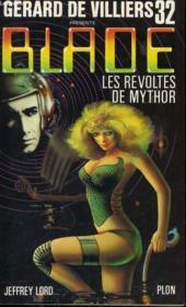 Les Revoltes De Mythor - Couverture - Format classique
