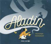 Aladin ou la lampe merveileuse - Couverture - Format classique