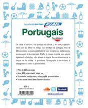 Portugais ; faux-débutants (édition 2019) - 4ème de couverture - Format classique