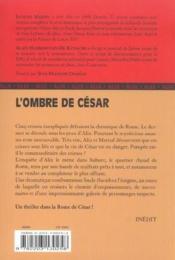 Alix t.3 ; l'ombre de César - Couverture - Format classique