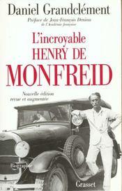 L'incroyable Henry de Monfreid - Intérieur - Format classique