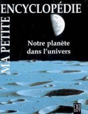 Planete dans l'univers (notre) - Couverture - Format classique