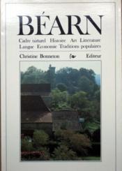 Encyclopedies Regionales ; Le Béarn - Couverture - Format classique