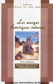 Les Marges Theoriques Internes - Couverture - Format classique
