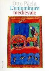 L'enluminure médiévale - Couverture - Format classique