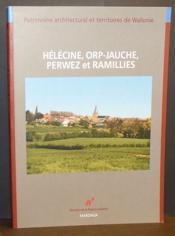 Helecine, Orp jauche - Perwez et Ramillies - Couverture - Format classique