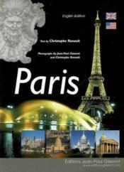 Paris (Anglais) - Couverture - Format classique