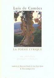 Poesie lyrique - Intérieur - Format classique