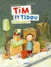 Tim et Tidou déménagent - Couverture - Format classique