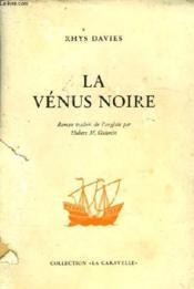 La Venus Noire - Couverture - Format classique