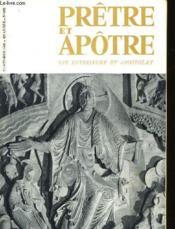 Pretre Et Apotre Vie Interieure Et Apostolat - N°492 - Couverture - Format classique