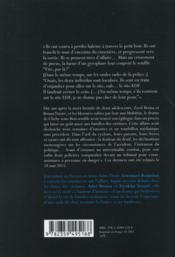 Zyed et Bouna - 4ème de couverture - Format classique