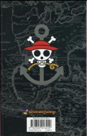 One Piece - édition originale T.78 ; l'icône du mal - 4ème de couverture - Format classique