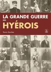 Les Hyérois dans la grande guerre - Couverture - Format classique