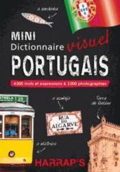 Mini dictionnaire visuel ; portugais - Couverture - Format classique