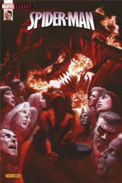 Marvel Legacy ; Spider-Man N.7 - Couverture - Format classique