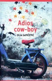 Adios cow-boy - Couverture - Format classique