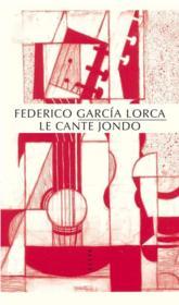 Cante jondo - Couverture - Format classique