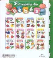 Les légumes - Couverture - Format classique
