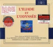 L'Illiade et l'odyssée - Couverture - Format classique