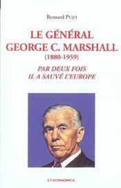 Le general george marshall - Intérieur - Format classique