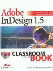 Adobe Indesign 1.5 Ciab - Intérieur - Format classique