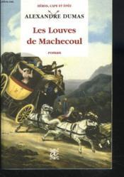 Les louves de Machecoul - Couverture - Format classique