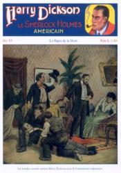 Harry Dickson t.6 ; le signe de la mort - Couverture - Format classique