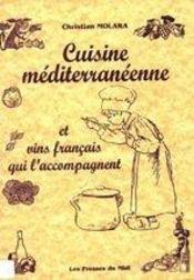 Cuisine mediterraneenne - 4ème de couverture - Format classique