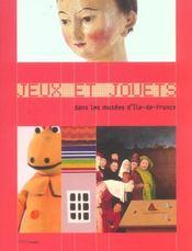 Jeux et jouets dans les musees d'ile-de-france - Intérieur - Format classique