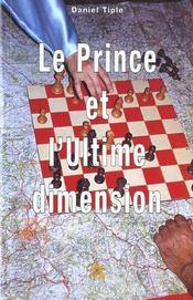 Le prince et l'ultime dimension - Intérieur - Format classique
