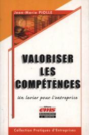 Valoriser competences - Couverture - Format classique
