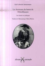 Aventures Du Baron De Munchhausen (Les) - Intérieur - Format classique