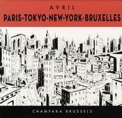 Paris, tokyo, new-york, bruxelles - Intérieur - Format classique