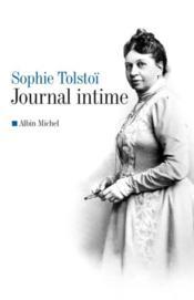 Journal intime t.1 et t.2 (édition 2010) - Couverture - Format classique