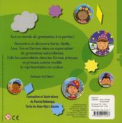 Les enfants du monde t.2 - 4ème de couverture - Format classique