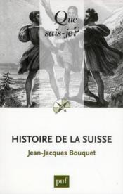 Histoire de la Suisse (9e édition) - Couverture - Format classique