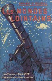 Les Mondes Lointains. - Couverture - Format classique