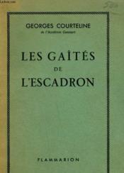 La Vie Des Caserne. Les Gaites De L'Escadron. - Couverture - Format classique