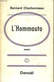 L'Hommauto. - Couverture - Format classique