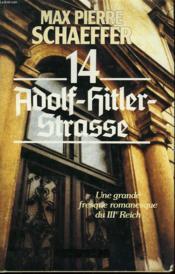 14, Adolf-Hitler - Strasse. - Couverture - Format classique