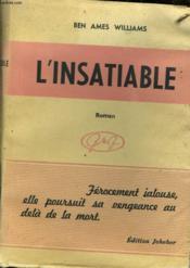 L'Insatiable. - Couverture - Format classique