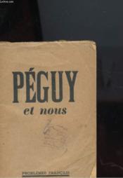 Peguy Et Nous - Beyrouth - Couverture - Format classique